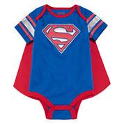 Superman Bodysuit - Baby Boys newborn-24m