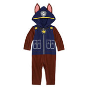 NickelodeonTM Long-Sleeve Paw Patrol Chase Coverall - Babies 6m-24m
