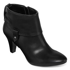 east 5th® Quann Heeled Ankle Booties