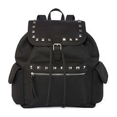 Arizona Studded Flap Backpack