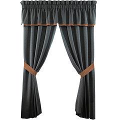 Croscill Classics® Tucson 2-Pack Jacquard Curtain Panels