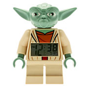 LEGO® Kids Star Wars Yoda Alarm Clock