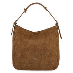 Louis Cardy Large Double Handle Hobo Bag