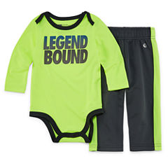 Xersion 2-pc. Bodysuit Set-Baby Boys