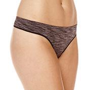 Ambrielle Cotton Thong Panty