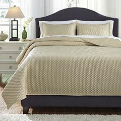 Signature Design by Ashley® Dietrick 3-pc. Quilt Set