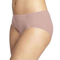 Warner's No Wedgies, No Worries. Hipster Panties - 5639