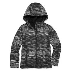 Vertical 9 Soft Foil Space Dye Softshell Jacket - Girls 7-16