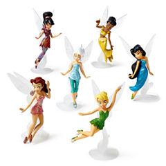 Disney Collection Fairies 6-pc. Figure Set
