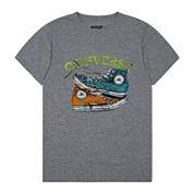 Converse Short-Sleeve Chuck Tee - Preschool Boys 4-7