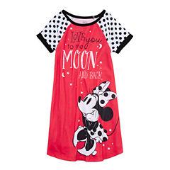 Minnie Mouse Short-Sleeve Nightshirt - Girls