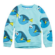Dory Crew Fleece Sweatshirt - Girls