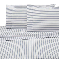 IZOD Double Rope Microfiber Easy Care Sheet Set