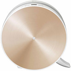 LG PuriCare 3-Stage Filter Air Purifier with SmartAir Quality Sensor and LoDecibel Operation Brushed Gold