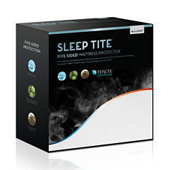 SLEEP TITE Five-5ided Hypoallergenic Mattress Protector