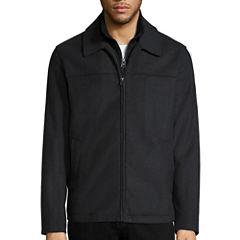 Dockers® Collard Jacket W Attached Bib