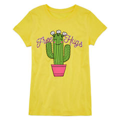 Evy Graphic T-Shirt-Big Kid Girls