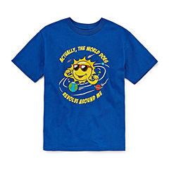 World Short Sleeve T-Shirt H17
