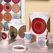 Creative Bath™ Dot Swirl Bath Collection