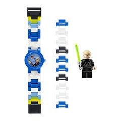 LEGO® Star Wars® Luke Skywalker Kids Watch with Mini Figure