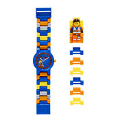 LEGO® Movie Emmet Kids Watch with Mini Figure