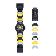 LEGO® DC® Universe Super Heroes Batman Kids Watch with Mini Figure