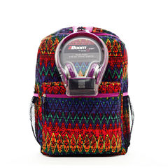 Pattern Backpack