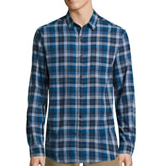 Columbia Sportswear Co.® Hardy Ridge™ Long-Sleeve Plaid Woven Shirt