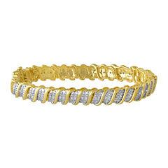1/2 CT. T.W. Diamond Tennis Bracelet