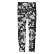 Arizona Printed Ankle Leggings - Girls 7-16 and Plus