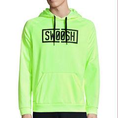 Nike® Long-Sleeve Therma Swoosh Bar Fleece