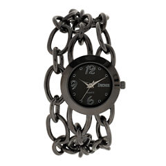 Decree® Metal Chain or Leather Watch