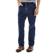 Lee® Regular-Fit Straight-Leg Jeans