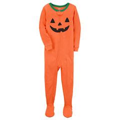 Carter's Halloween Long Sleeve One Piece Pajama-Toddler Unisex
