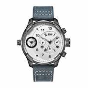 JBW Mens Gray Bracelet Watch-J6325g