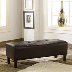 Signature Design by Ashley® Sinko Oversized Accent Ottoman