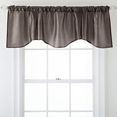Royal Velvet® Encore Rod-Pocket Scalloped Valance