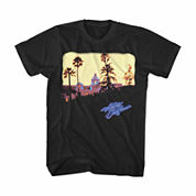 The Eagles Short-Sleeve Hotel California Tee