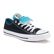 Converse® Chuck Taylor® All Star Double-Tongue Womens Sneakers