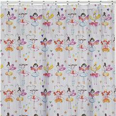 Creative Bath™ Faerie Princesses Shower Curtain