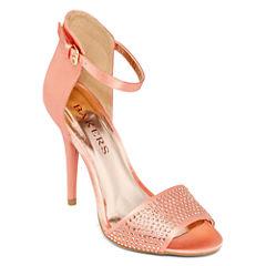 Bakers Dreamer Ankle-Strap Heeled Sandals
