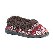 Muk Luks Full Foot Slippers