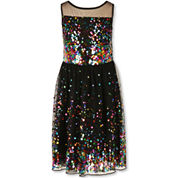Speechless Sleeveless Party Dress Plus - Big Kid