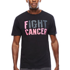 adidas® Short-Sleeve Fight Cancer Cotton Tee