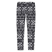 Arizona Solid Knit Leggings - Big Kid