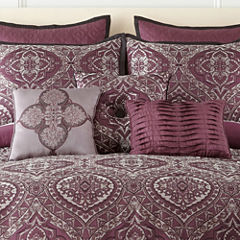 Home Expressions 7-pc. Jacquard Comforter Set