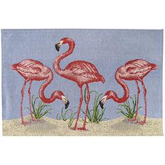 Park B. Smith® Flamingo Set of 4 Placemats
