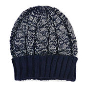 MUK LUKS® Cable Knit Beanie