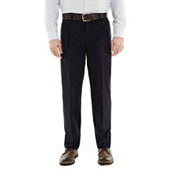 St. John's Bay® Worry Free Pleated Pants
