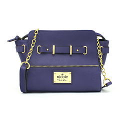 nicole by Nicole Miller® Cassidy Crossbody Bag